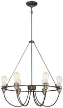 Minka-Lavery 4456-784 - 6 Light Pendant