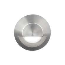 WAC US 2041-30SS - 2IN LED INGROUND-3000K-ROUND HOOD