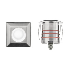 WAC US 2051-30SS - 2IN LED INGROUND-3000K-SQUARE