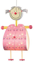 Eglo 87325A - 1X60W Childrens Pendant Light -  Girl