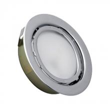 Elk Cornerstone A710DL/29 - Aurora 1 Light Recessed Disc Light In Stainless