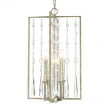 Capital 313342SG - 4 Light Foyer