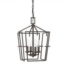 Capital 522142BZ - 4 Light Foyer