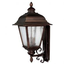 Capital 9963BB - 3 Light Outdoor Wall Fixture
