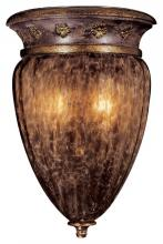 Minka Metropolitan N6081-194 - Sanguesa Patina Vidrio Artistico Glass Wall Light