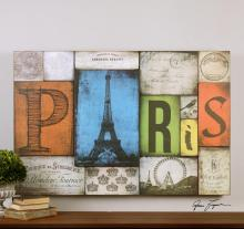 Uttermost 55014 - All Things Paris Print Art