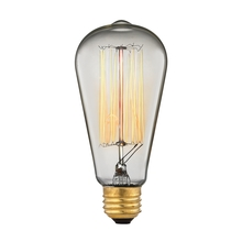 ELK Lighting 1092 - Vintage Filament Light Bulb - 60 Watt Medium Bas