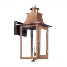 ELK Lighting 7913-WP - Maryville Outdoor Gas Wall Lantern Aged Copper