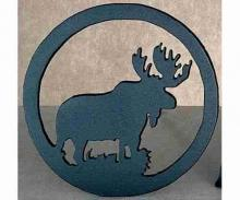 Meyda Tiffany 22408 - Moose Trivet