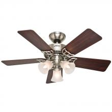 "Hunter Fan Co. 51011 - 42"" Ceiling Fan with Light"